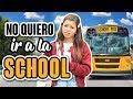 PARODIA MUSICAL / NO QUIERO IR A LA SCHOOL / Bala