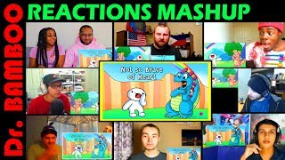 Growing up Without Cable REACTIONS MASHUP