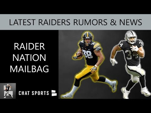 Raiders Rumors: 2019 NFL Draft Targets, Trading 1st Round Picks, Chris Warren 270 Pounds?