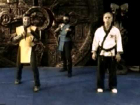Mortal Kombat: The Movie - The Martial Arts (The Ultimate Guide Part 2) - 동영상