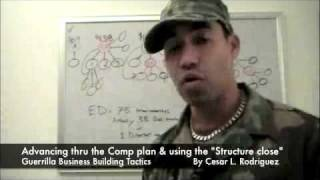Compensation Plan & Structure Close Training