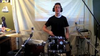 Move On Up - Curtis Mayfield - Drum Cover