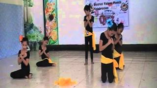 INTERPRETATIVE DANCE COMPETITION, TARLAC WEST DISTRICT.TARLAC CITY