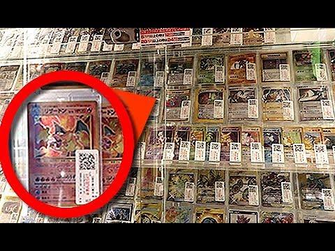 I FOUND A *RARE* Pokemon Card Shop In Tokyo