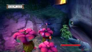 Rayman 3: Hoodlum Havoc - Gameplay PS2 HD 720P