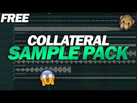 Collateral Sample Pack: Electro, Progressive House [FREE DOWNLOAD]