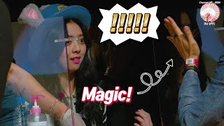 I did it again! ITZY reacts magic series | 210620 마.피.아 in the morning fansign event : 팬싸 직캠