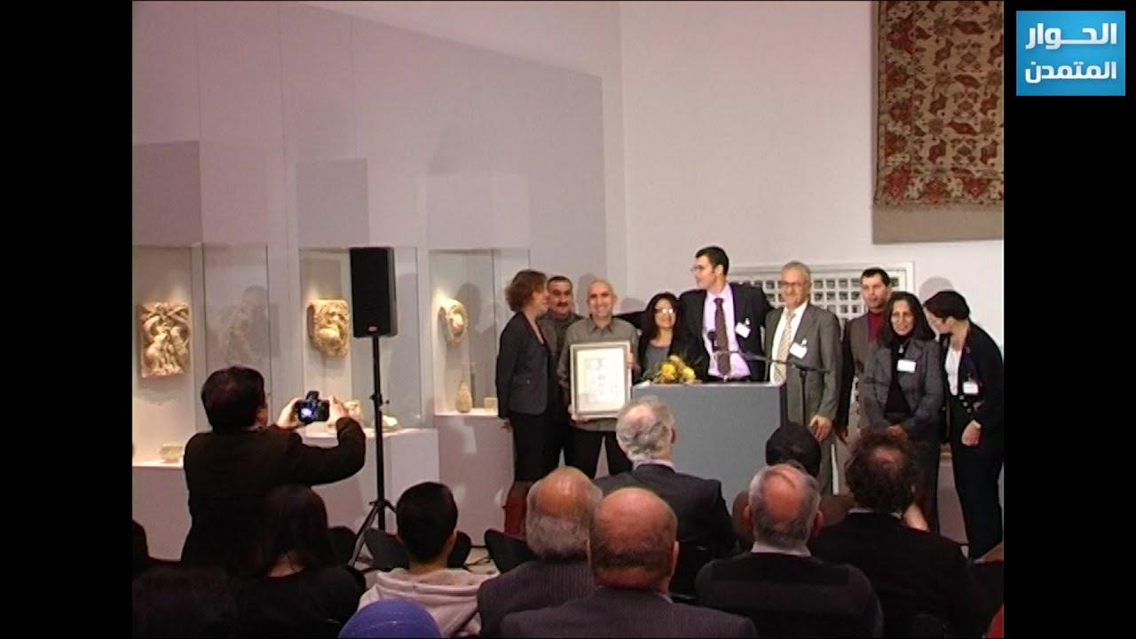 التسجيل الكامل لحفل فوز الحوار المتمدن بجائزة ابن رشد للفكر الحر  2010 في برلين - ألمانيا  - نشر قبل 5 ساعة