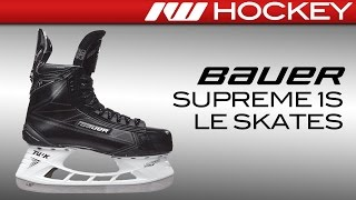 Limited Edition Bauer Supreme 1S Skate Review