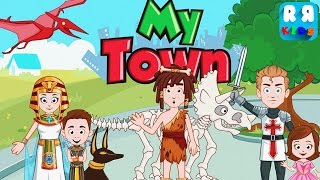 My Town : Museum (By My Town Games LTD) - New Best App for Kids