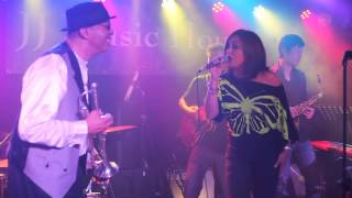 Jamaica Funk - Tom Browne live at JJ Music House Zoetermeer