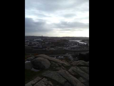 Gothenburg from Ramberget