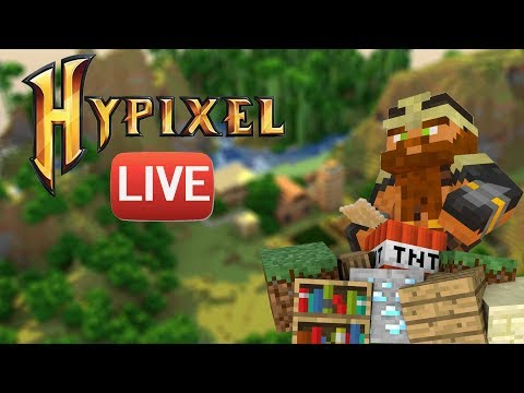 Hypixel - Getting Targeted /Feat. StreamSniping