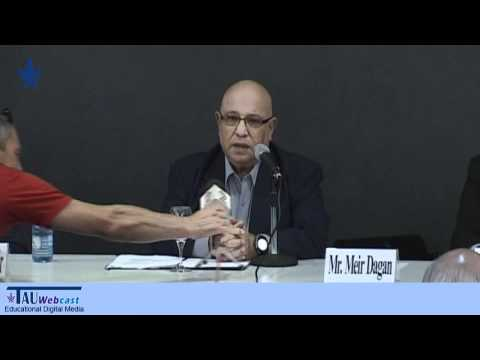 Meir Dagan - Analysis of the Current Middle East Situation
