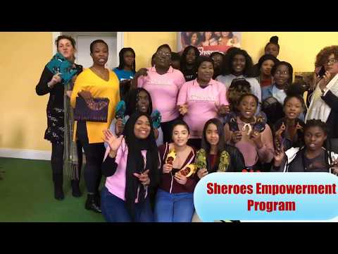 Sheroes Global 2017 Empowerment program (Ireland)
