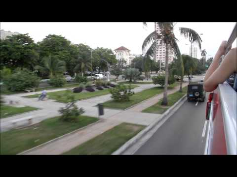 Havana to Miramar