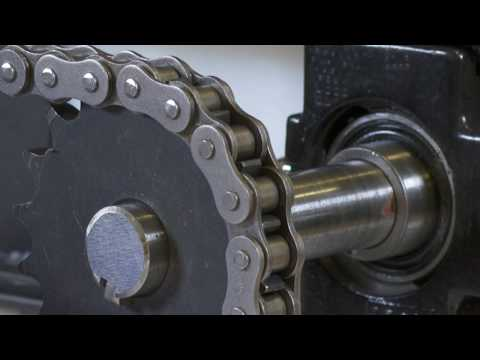 Design & Solve: How To Properly Tension Chain Drives