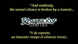 Скачать Rhapsody The Dark Tower Of Abyss Lyrics Letra Sub Español