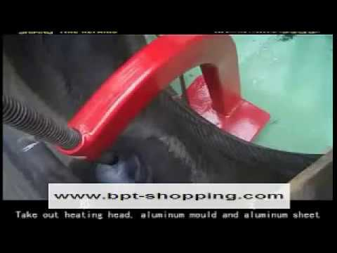Car repairing videos for tire repair machine tools kits