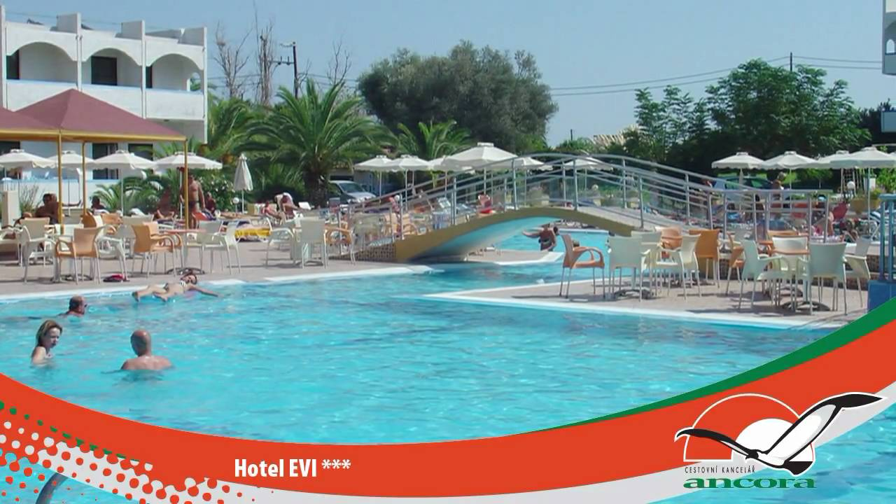 Hotel Evi 3 (Rhodes, Greece): overview, description and reviews of tourists 38