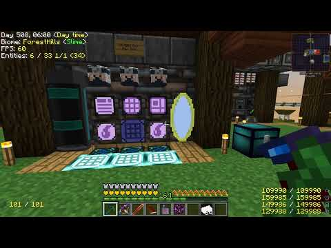 Minecraft - Project Ozone 2 #83: Pick Best Pick