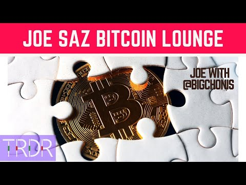 LIVE in the Bitcoin Lounge with @BigChonis