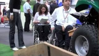 wheelchair accessories - rehacare 2011 Thumbnail
