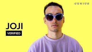 "Download Joji ""SLOW DANCING IN THE DARK"" Official Lyrics & Meaning | Verified"