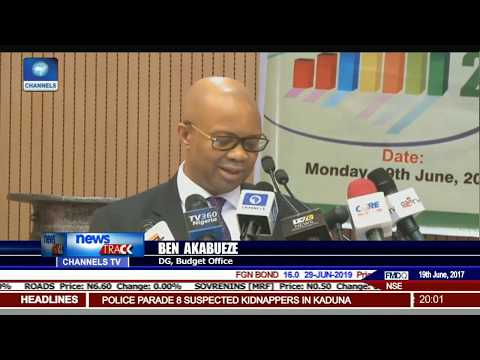 2017 Budget: FG To Release N350Bn For Capital Projects