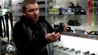 видео Маска для подводного плавания OCEANIC SHADOW
