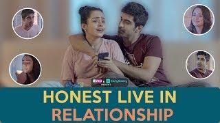 Honest Live-In Relationship | ft. Apoorva Arora & Keshav Sadhna | RVCJ