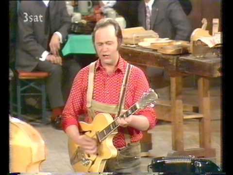 Beni Ostler und seine Werdenfelser Musikanten live in Mittenwald