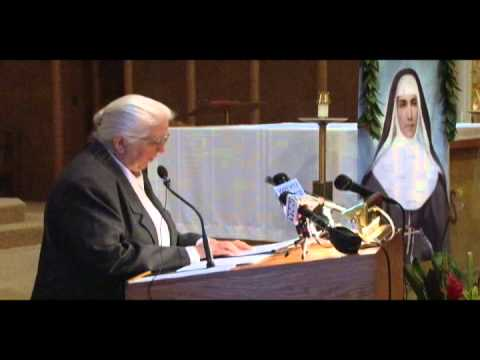 Blessed Marianne Cope Press Conference