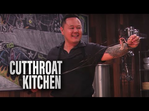 Cutthroat AfterShow Concrete  Cutthroat Kitchen  Food