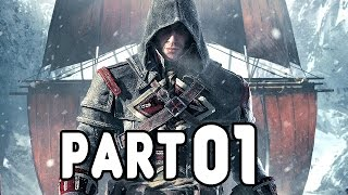 Let's Play Assassin's Creed Rogue Gameplay German Deutsch Part 1 - Shay Patrick Cormac