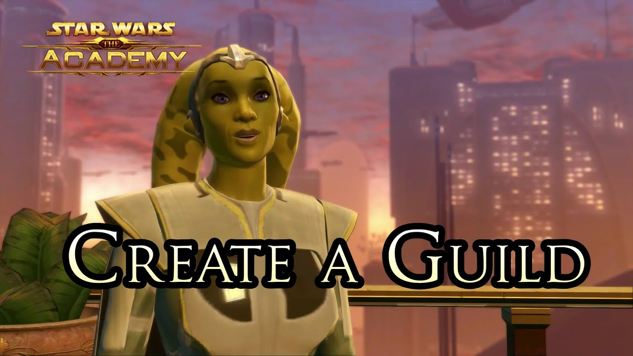 how to find a guild in swtor