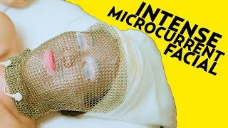 An Intense Microcurrent Facial at Kate Somerville Skin Clinic! | The SASS with Susan and Sharzad