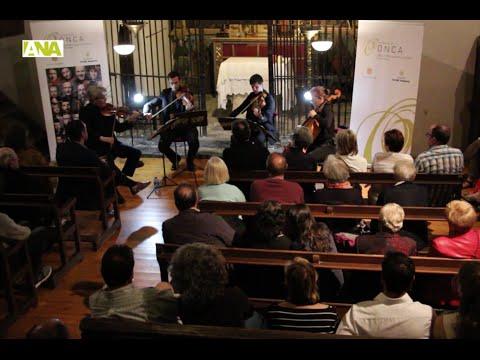 El maridatge de l'ONCA Bàsic fa el ple a l'església de la Cortinada