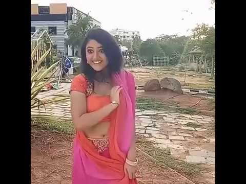 Shriya Sharma at shooting spot