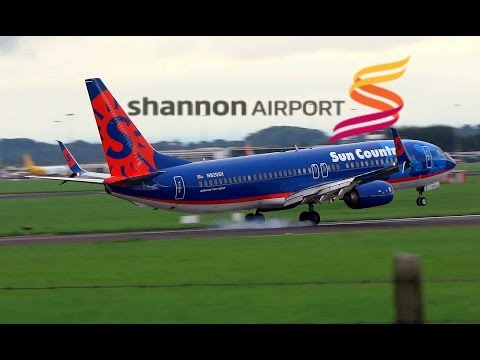 Spotting at Shannon Airport | 26th & 27th July 2016