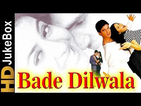 Bade Dilwala 1999 | Full Video Songs...