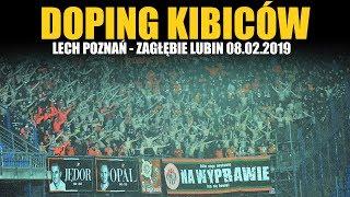 Fragment dopingu: Lech Poznań – Zagłębie Lubin 08.02.2019