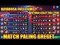 Rahmad Hayabusa Vs Rrq Squad Gg Abis - Mobile Legend Bang Bang