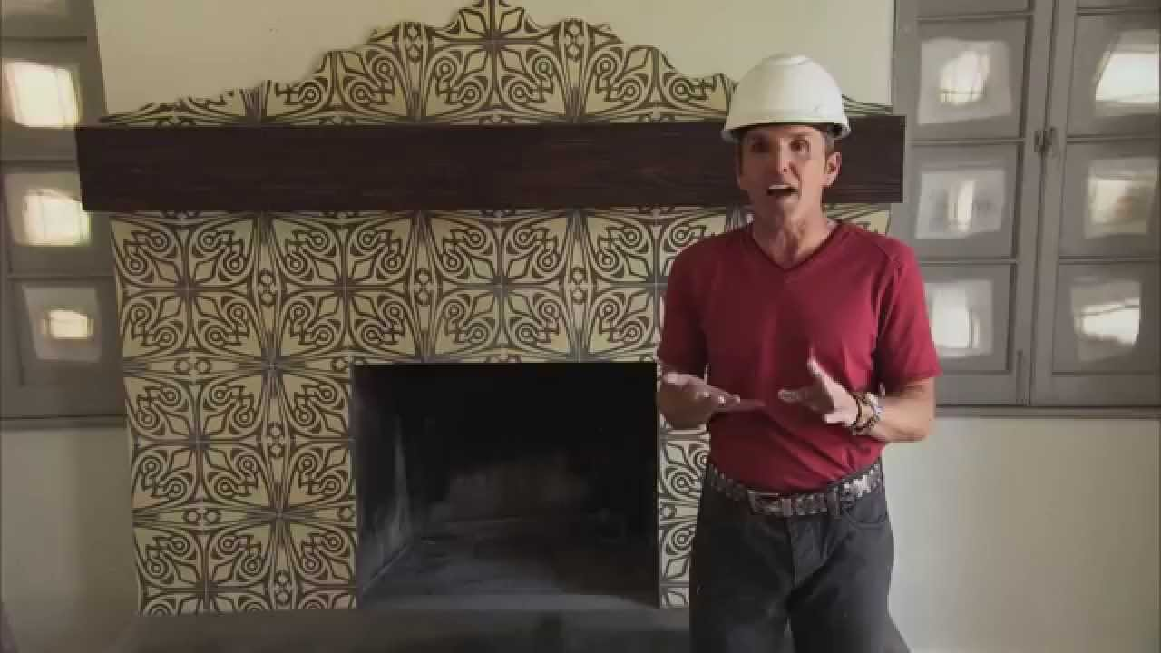 Video: Dann's Fireplace Tip