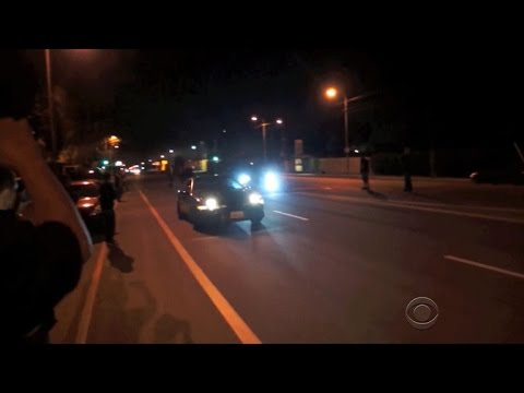 LAPD begins new task force to stop street racing