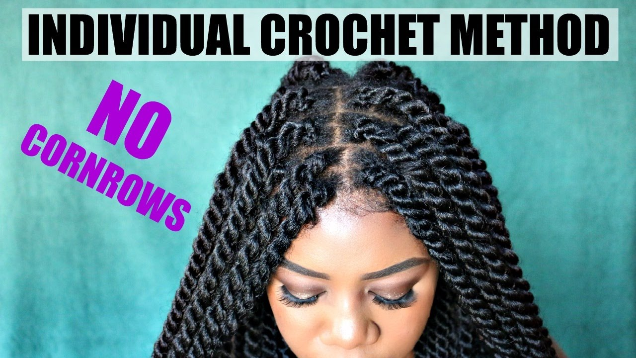 Diy Individual Crochet Havana Twists No Cornrows No