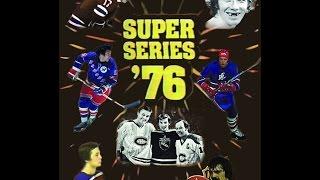 Суперсерия 75/76: Баффало Сейбрз - Крылья Советов