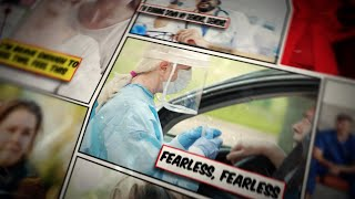 Goo Goo Dolls - Fearless [Official Lyric Video]