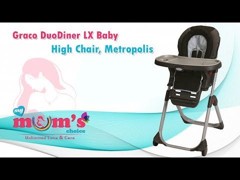 Graco DuoDiner LX Baby High Chair | Best Duodiner high chair for infants | Baby Gear | Mymumschoice