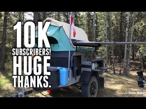 LIVE: 10K Subscribers! Big Thanks!